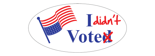 I-didnt-vote-sticker